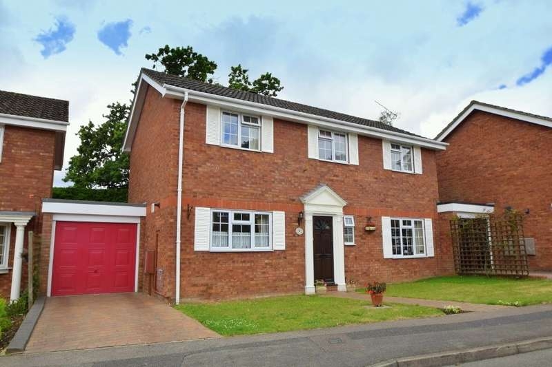 4 Bedrooms Detached House for sale in Washington Drive, Windsor, SL4