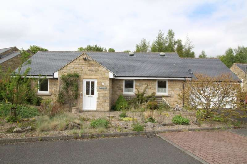 3 Bedrooms Detached Bungalow for sale in Towhouse Green, Bardon Mill