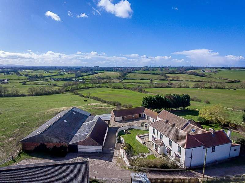 6 Bedrooms House for sale in Viewly Hill Farm