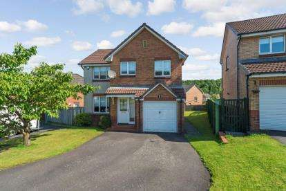 4 Bedrooms Detached House for sale in Dalmellington Drive, CROOKSTON, Glasgow