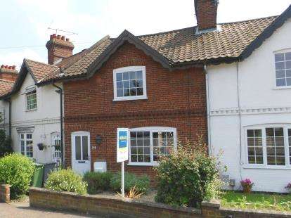 2 Bedrooms Terraced House for sale in Thorpe St Andrews, Norwich, Norfolk
