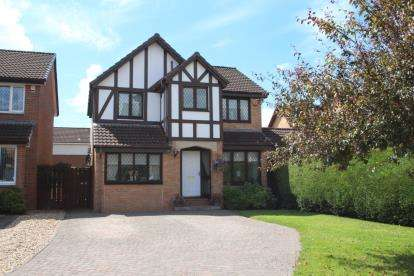 4 Bedrooms Detached House for sale in Glen Orrin Avenue, Kilmarnock