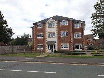 2 Bedrooms Flat for sale in Bullhurst Close, Talke, Stoke-On-Trent, Staffordshire