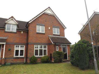 3 Bedrooms Semi Detached House for sale in Hawarde Close, Newton-Le-Willows, Merseyside