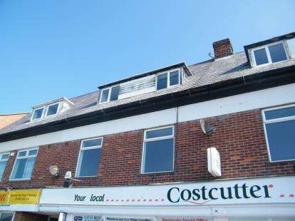 2 Bedrooms Maisonette Flat for sale in The Parade, Whitby, North Yorkshire