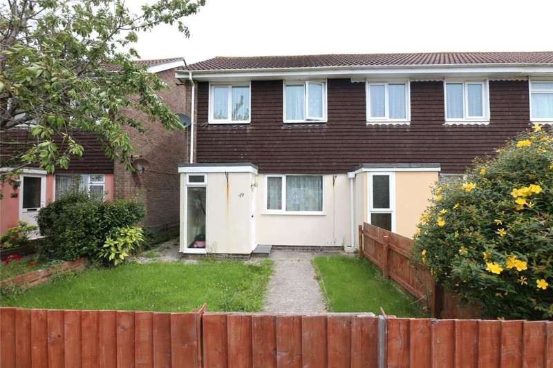 2 Bedrooms Terraced House for sale in Tregarrian Road, Tolvaddon, Camborne
