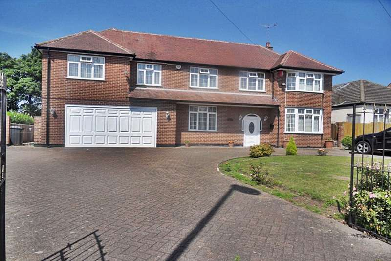 6 Bedrooms Detached House for sale in Stenson Road, Sunnyhill