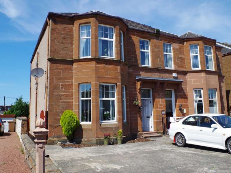 5 Bedrooms Semi Detached House for sale in 33 Prestwick Road, Ayr, KA8 8LE