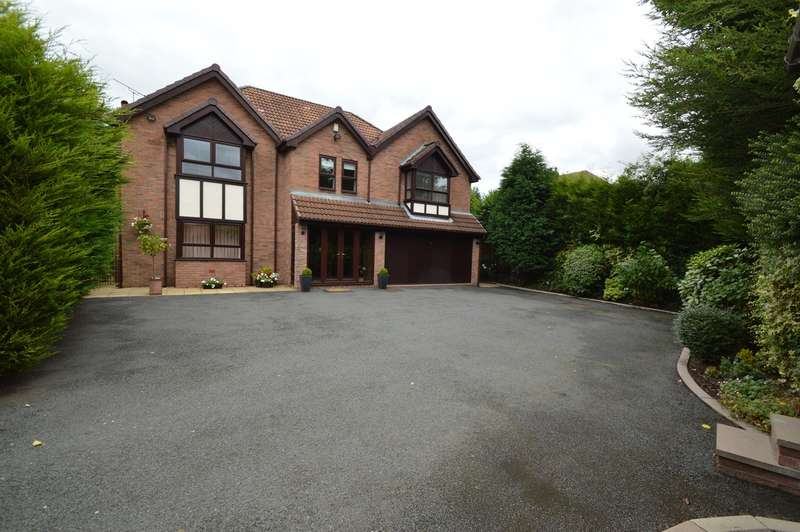 4 Bedrooms Detached House for sale in St Marys Close, Prestwich, Manchester, M25