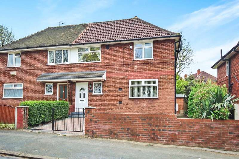 3 Bedrooms Semi Detached House for sale in Inglewood Drive, Leeds, LS14