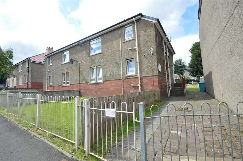 2 Bedrooms Apartment Flat for sale in Frederick Street, Coatbridge