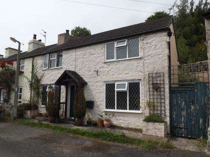 2 Bedrooms End Of Terrace House for sale in Twll Llwynog, Abergele, Conwy, LL22