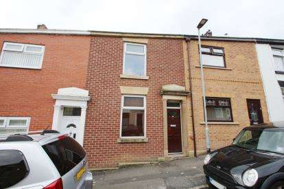 3 Bedrooms Terraced House for sale in Millham Street, Blackburn, Lancashire, BB1