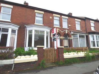 5 Bedrooms Terraced House for sale in Tulketh Road, Ashton-On-Ribble, Preston, Lancashire, PR2