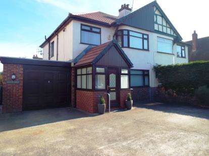 3 Bedrooms Semi Detached House for sale in Victoria Road, Prestatyn, Denbighshire, LL19