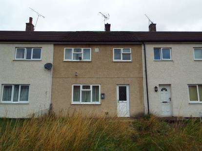 3 Bedrooms Terraced House for sale in Glan Gors, Wrexham, Wrecsam, LL13