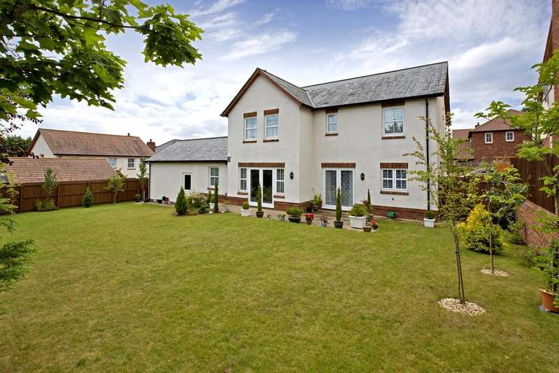 4 Bedrooms Detached House for sale in Great Park Close, Bishopsteignton
