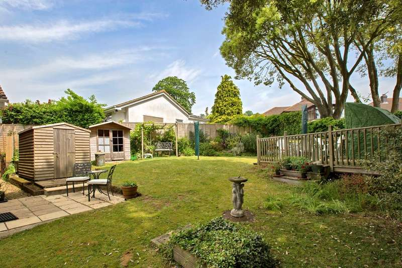3 Bedrooms Detached Bungalow for sale in Grange Park, Bishopsteignton