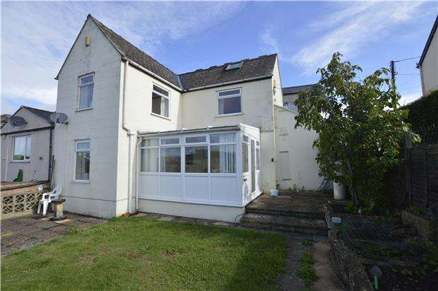 3 Bedrooms Semi Detached House for sale in Bisley Old Road, Stroud, Gloucestershire, GL5 1LR