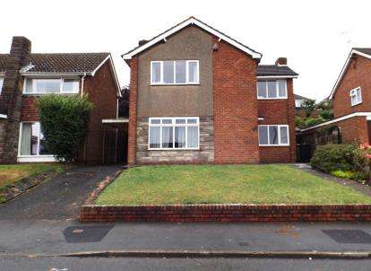 3 Bedrooms Detached House for sale in Scotts Green Close, Dudley, West Midlands
