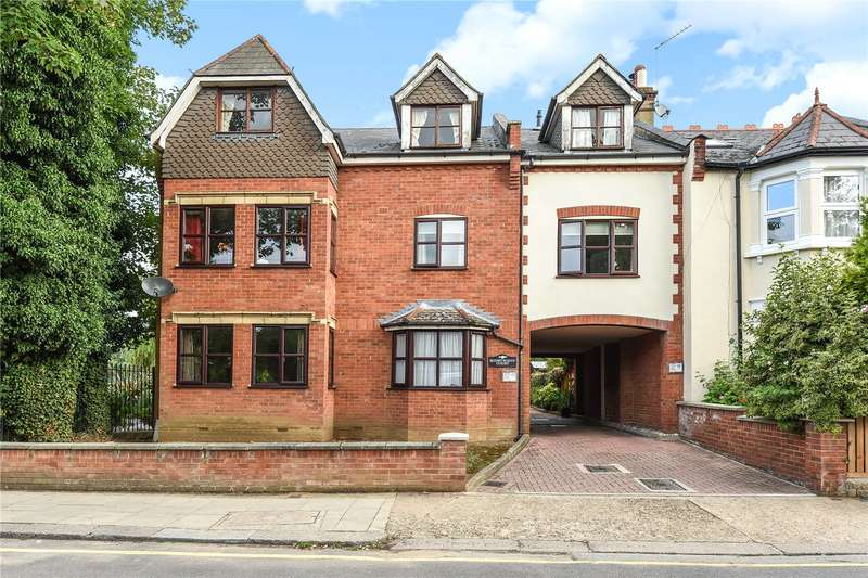 2 Bedrooms Apartment Flat for sale in Midsummers Court, 119 Hindes Road, Harrow, Middlesex, HA1