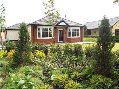 4 Bedrooms Bungalow for sale in Whittingham Road, Longridge, Preston, Lancashire, PR3