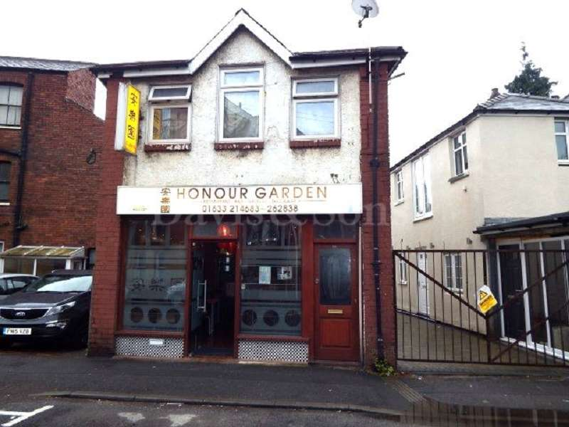 2 Bedrooms Restaurant Commercial for sale in St. Vincent Road, Off Corporation Road, Newport. NP19 0AN