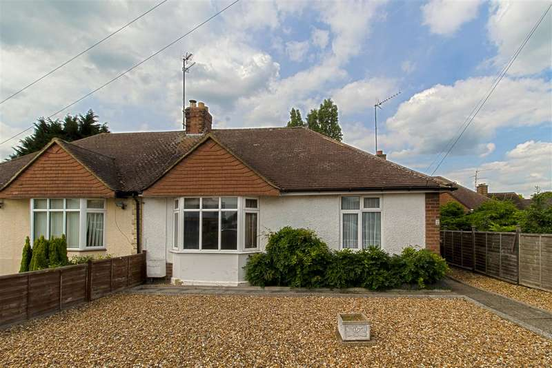 2 Bedrooms Bungalow for sale in Martin Road, Kettering