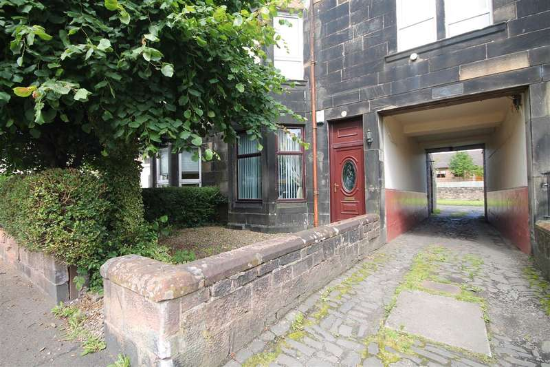 1 Bedroom Flat for sale in Corsewall Street, Coatbridge