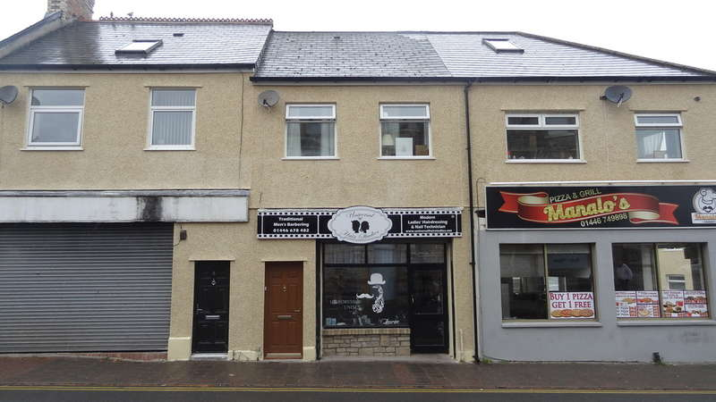 2 Bedrooms Apartment Flat for sale in Barry Road, Barry