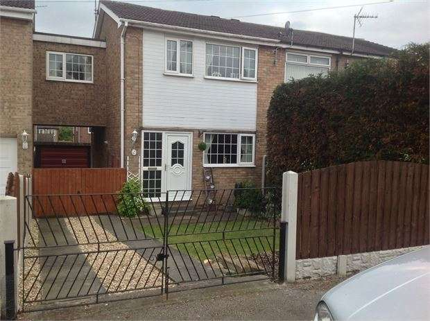 3 Bedrooms House for sale in Ullswater Close, Bolton Upon Dearne, Rotherham, South Yorkshire. S63 8ND