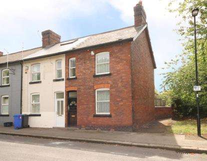 3 Bedrooms Terraced House for sale in Margaret Street, Sheffield, South Yorkshire