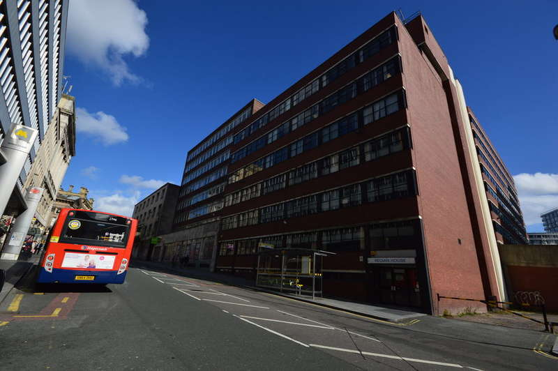 2 Bedrooms Flat for sale in James Street, Liverpool, L2