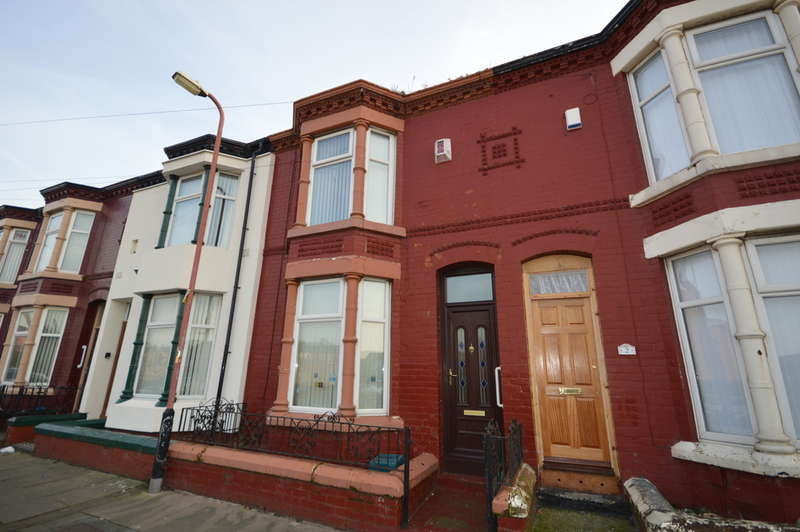 2 Bedrooms Terraced House for sale in Mildmay Road, Bootle, L20