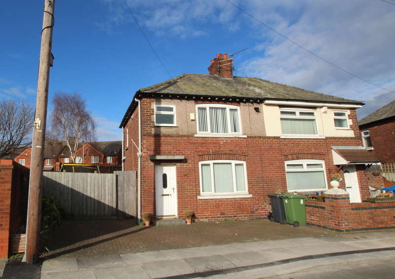 2 Bedrooms Semi Detached House for sale in Bulwer Street, Bootle, Bootle, L20