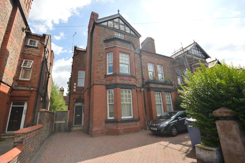 3 Bedrooms Flat for sale in Denman Drive, Liverpool, L6