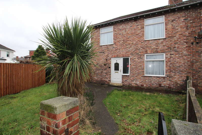 3 Bedrooms Semi Detached House for sale in Wembley Road, Crosby, Liverpool, L23