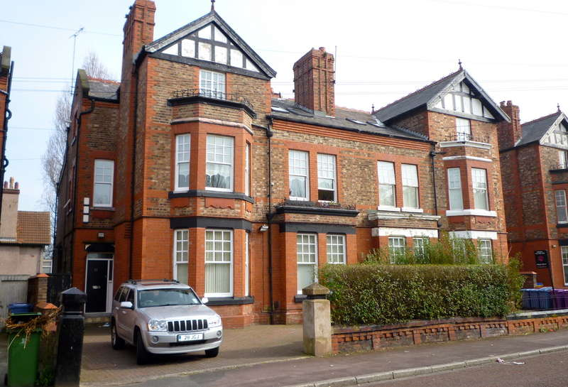 3 Bedrooms Apartment Flat for sale in Denman Drive, Fairfield, Liverpool, L6