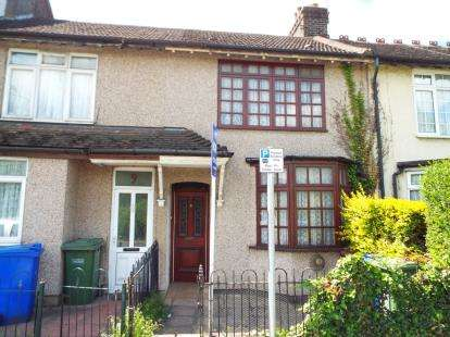 3 Bedrooms Terraced House for sale in London Road, Purfleet, Essex