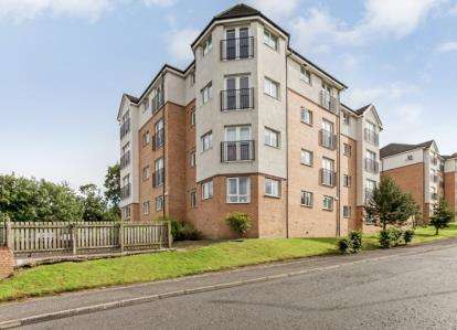 2 Bedrooms Flat for sale in East Greenlees Gardens, Cambuslang, Glasgow, South Lanarkshire