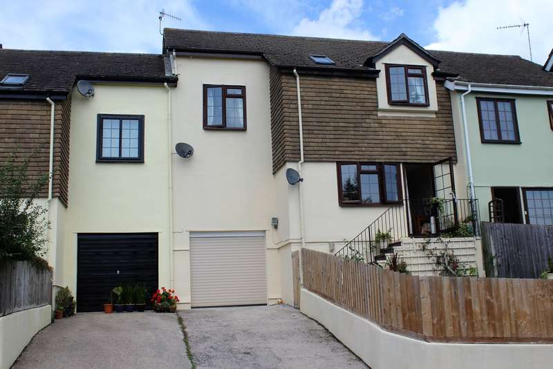 3 Bedrooms Terraced House for sale in Church Close , Yealmpton