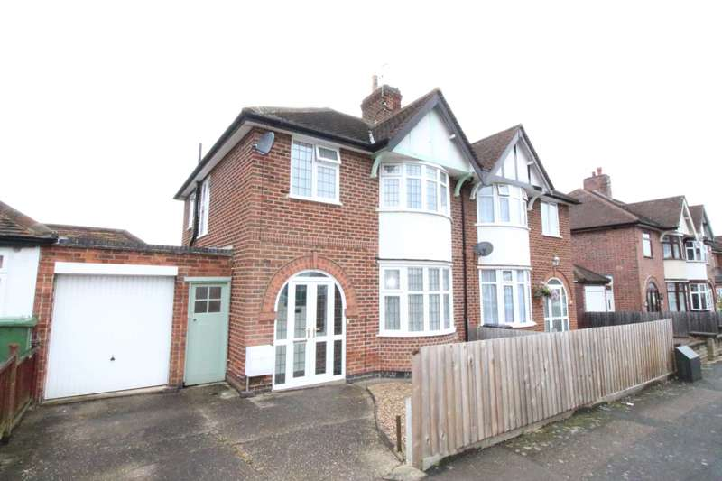 3 Bedrooms Semi Detached House for sale in Peters Drive, Humberstone