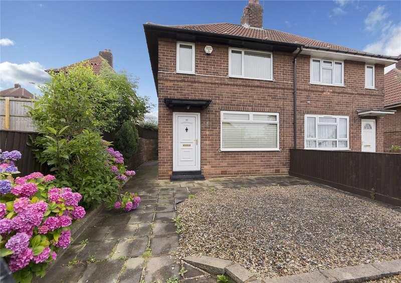 2 Bedrooms Semi Detached House for sale in Broad Lane, Leeds, West Yorkshire, LS13