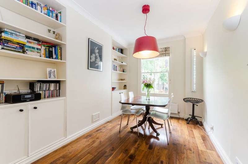 3 Bedrooms Maisonette Flat for sale in Tadmor Street, Shepherd's Bush, W12
