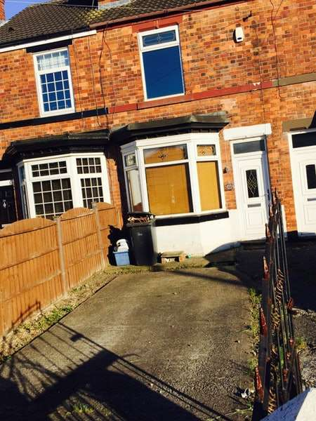 2 Bedrooms Terraced House for sale in Gilberthorpe Street, Rotherham, South Yorkshire, S65
