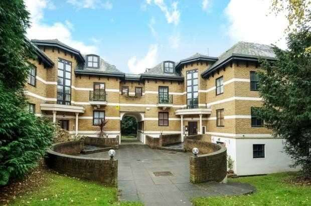 2 Bedrooms Apartment Flat for sale in Highlawn Hall, Sudbury Hill, Harrow-on-the-Hill
