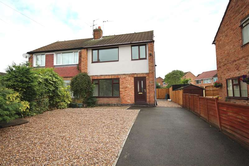 3 Bedrooms Semi Detached House for sale in Ash Street, Ilkeston