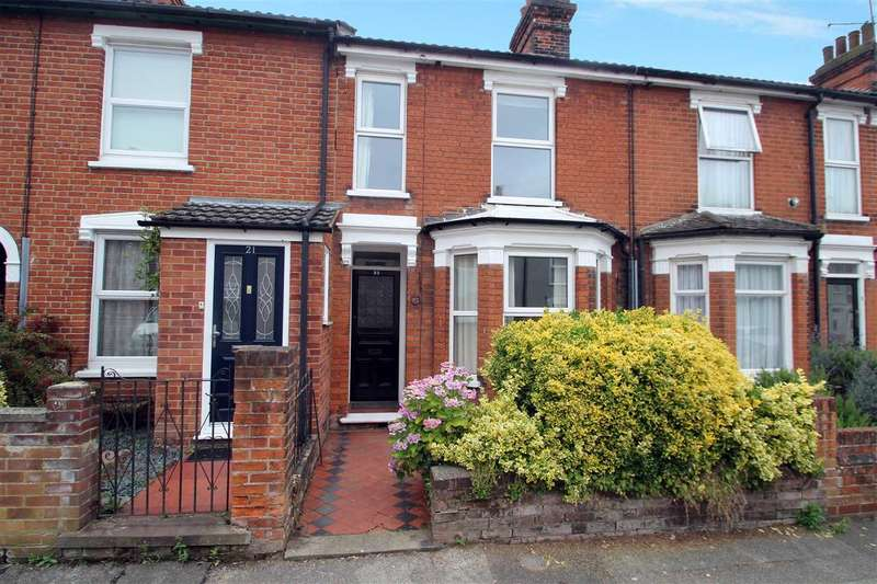 2 Bedrooms Terraced House for sale in Levington Road, Ipswich