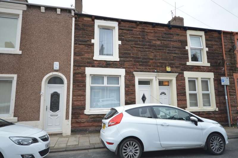 2 Bedrooms Property for sale in Cumberland Street, Workington, CA14
