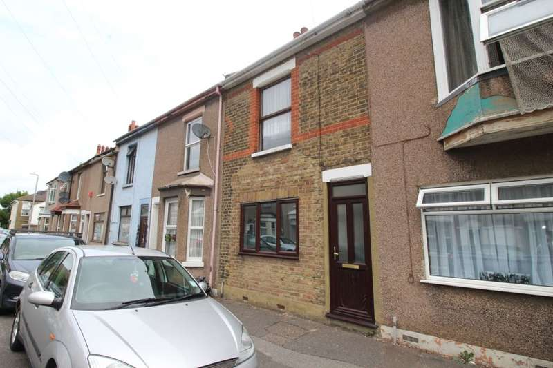 3 Bedrooms Property for sale in Granville Road, SHEERNESS, ME12